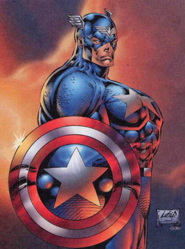 The most Liefeld image ever