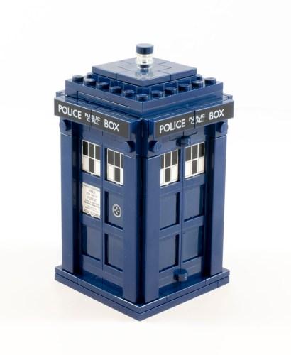 21304 TARDIS Closed