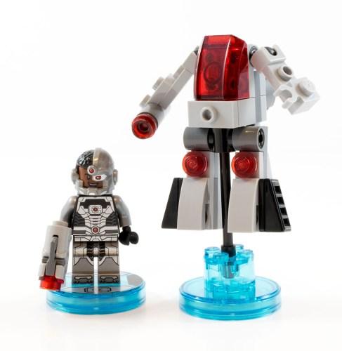76028 Cyborg Dimensions Fun Pack