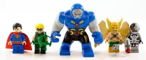 76028 Darkseid Invasion Minifigs