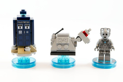 Doctor Who Dimensions