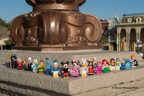 LEGO Disney Figures 2