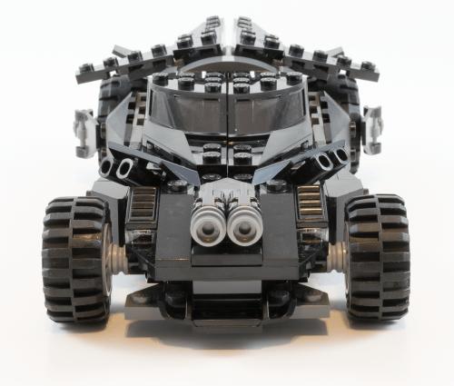 76045 Batmobile Front