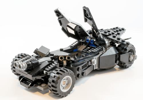 76045 Batmobile Open