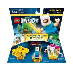 71245 Adventure Time Level Pack 1