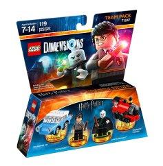 71247 Harry Potter Team Pack 3