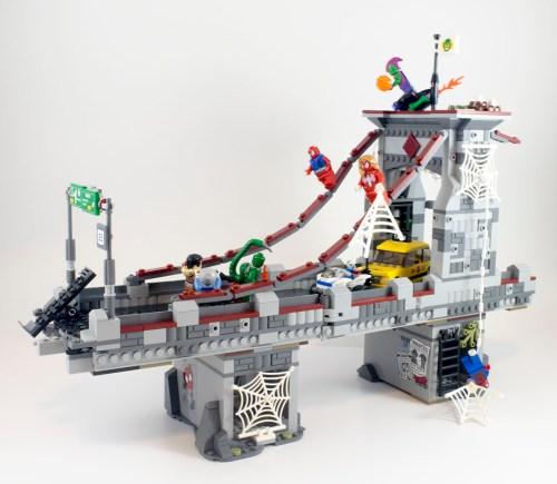 Review: 76057 Spider-Man - Web Warriors Ultimate Bridge ...