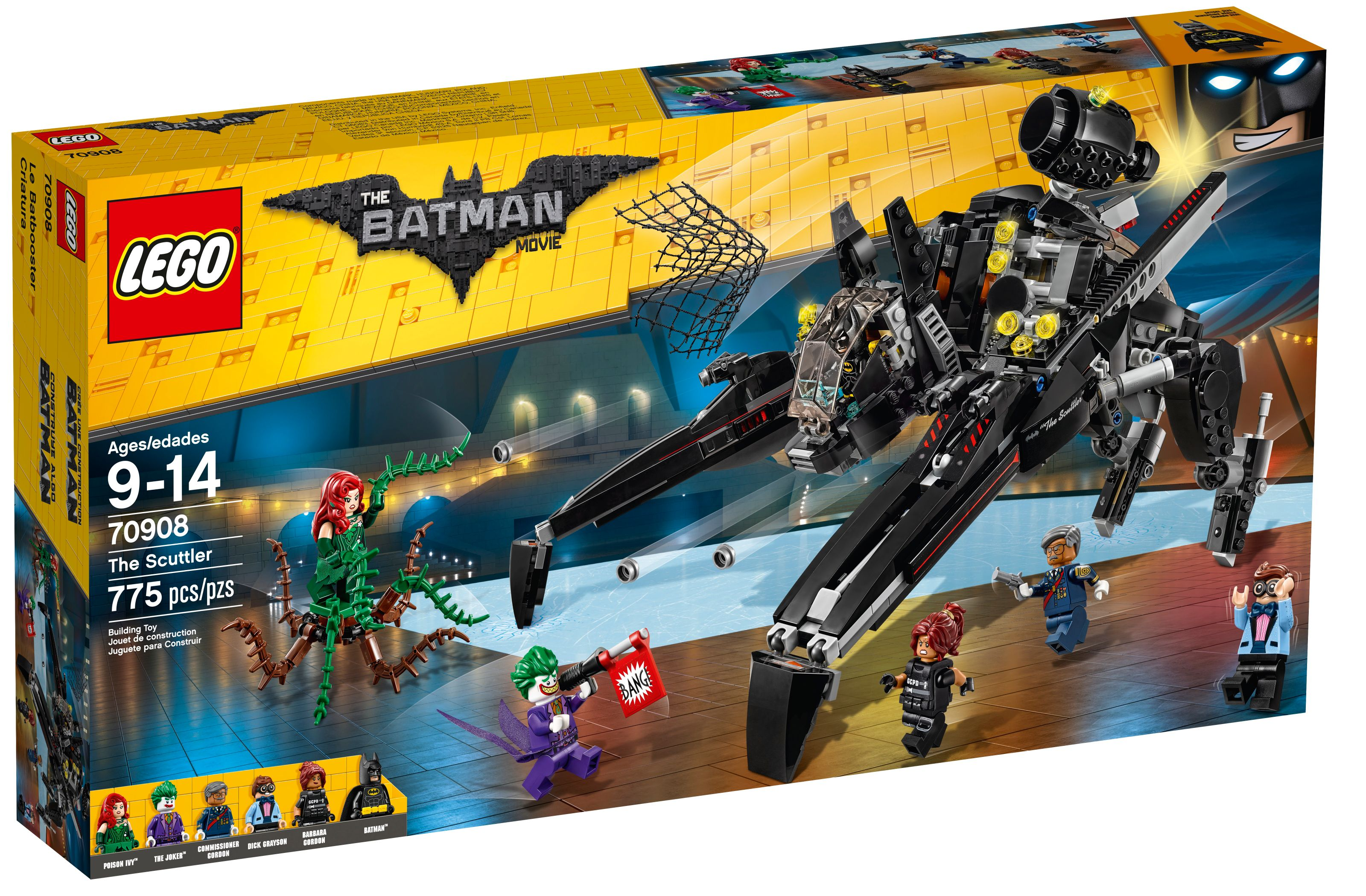 The LEGO Batman Movie Sets On Sale - FBTB Lego Batman 2 Sets