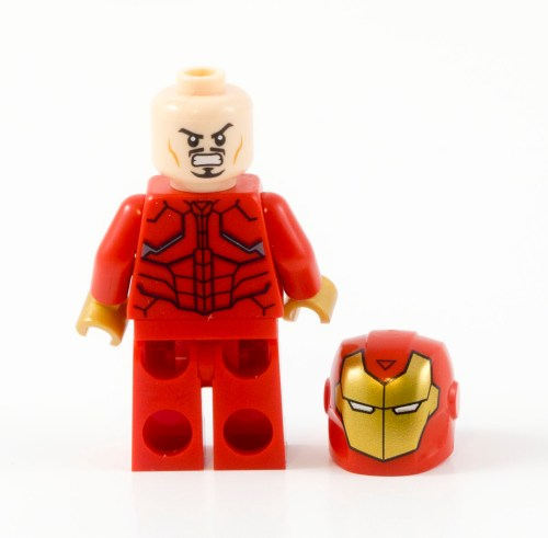76077 Iron Man Alt-Face