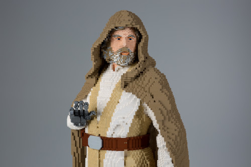 Lego SDCC Press Release, on FBTB