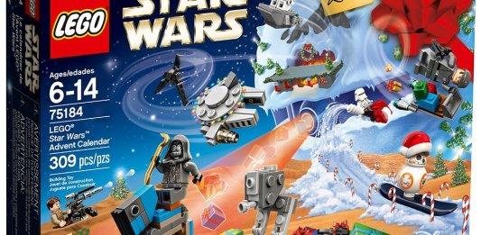 75184 LEGO Star Wars Advent Calendar Box