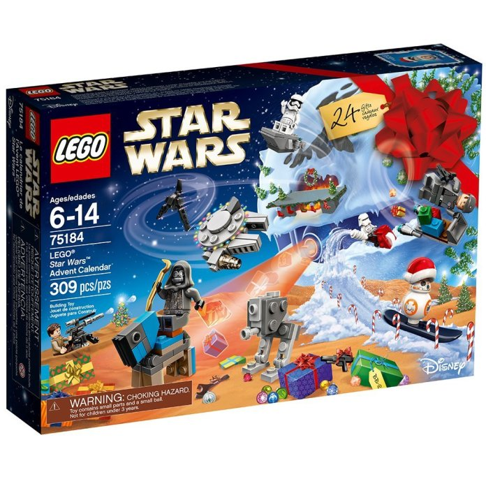 75184 LEGO Star Wars Advent Calendar Box