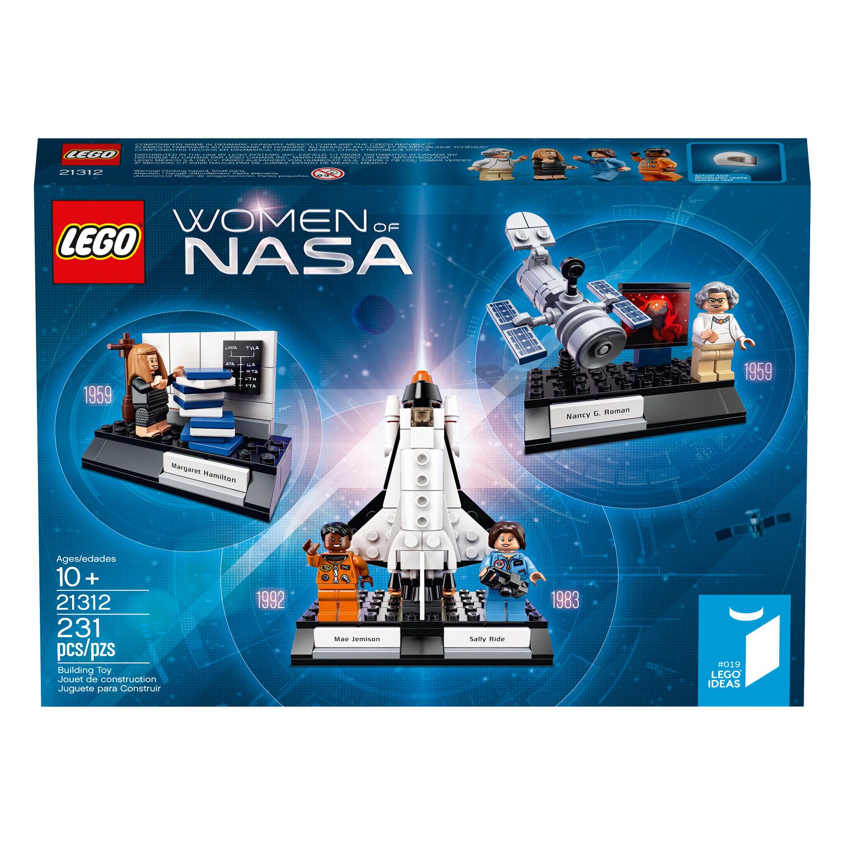 21312 Women of NASA 1-to-1