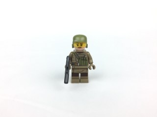 Resistance Trooper minifig front