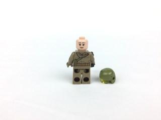 Resistance Trooper minifig back