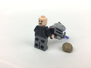Captain America ATM Heist Battle Fake Hulk minifig 2