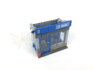 ATM vestibule front