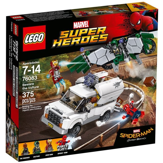 76083 Beware The Vulture box image