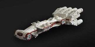 Tantive IV by Kit Bricksto