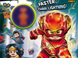 Flash Faster Than Lightning Book