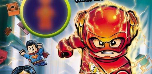 Flash Faster Than Lightning Book