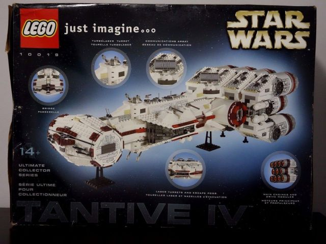 10019 Rebel Blockade Runner Back of Box
