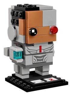 Justice League Cyborg BrickHeadz