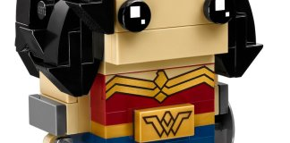 Justice League BrickHeadz - Wonder Woman