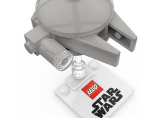 Micro Millennium Falcon Promo from Target