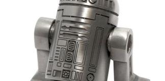 Platinum R2-D2
