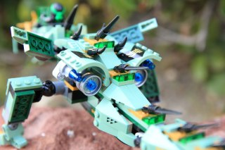 Dragon Mech's Engines