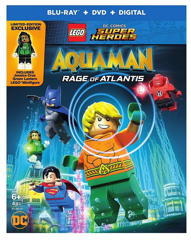 LEGO Aquaman: Rageof Atlantis
