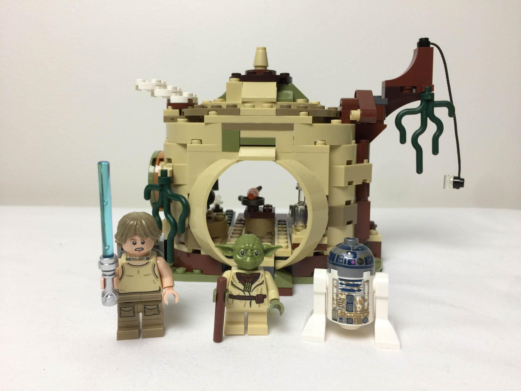 lego star wars review 75208 yoda's hut  fbtb
