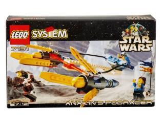 7131 Anakin's Podracer
