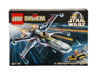 7140 X-Wing Fighter