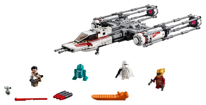 New LEGO Star Wars Sets Officially Revealed
