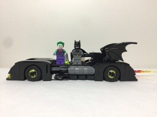 76119 The Batmobile: Pursuit of The Joker full set