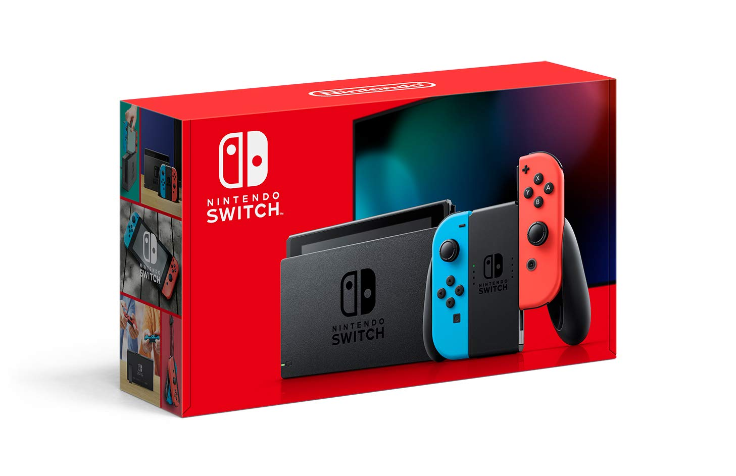 Nintendo Switch Holiday Buyer's Guide