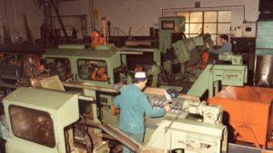 Tornitura tourning fresatura milling vintage