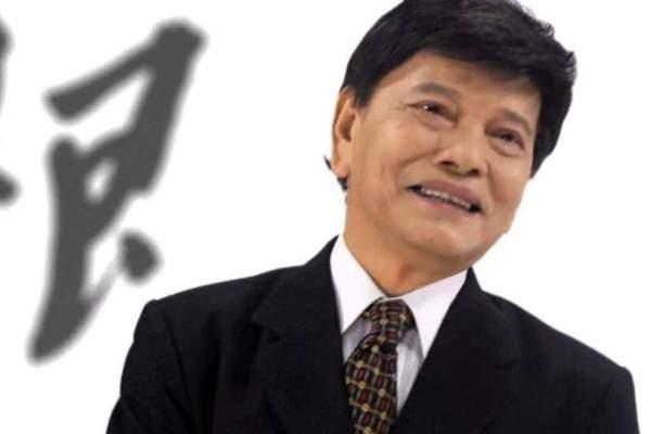 我國資深藝人鄭錦昌今早9時逝世,享年77歲