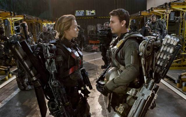 """REVIEW: """"Edge Of Tomorrow"""" ★★★★"""