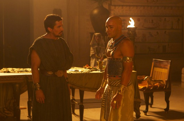 "Review: ""Exodus: Gods And Kings"""