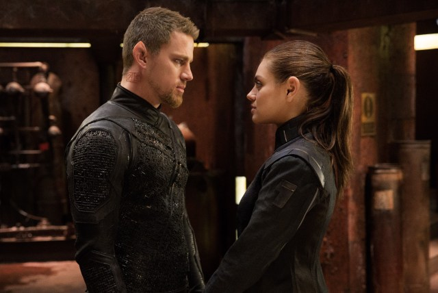 "Review: ""Jupiter Ascending"""