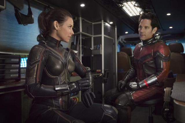 """REVIEW: """"Ant-Man and the Wasp"""" ★★★ and a ½"""