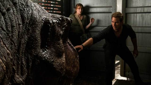 """REVIEW: """"Jurassic World: Fallen Kingdom"""" ★★ and a ½"""