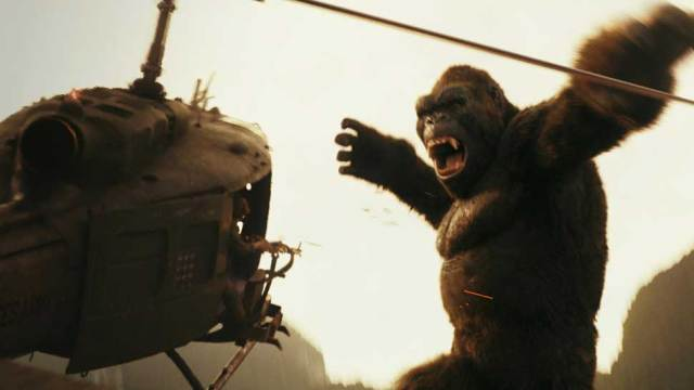 """REVIEW: """"Kong: Skull Island"""" ★★★ and ½"""