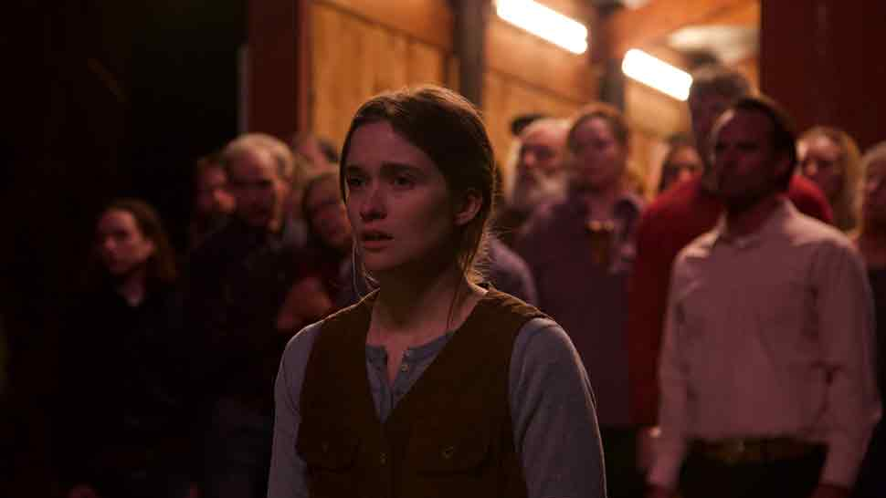 "ALICE ENGLERT as ""Mara"" in ""Them That Follow"" from 1091 Media."