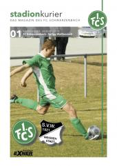 01 Stadionkurier FCS vs Weßenstadt