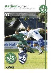 07 Stadionkurier  FCS vs TSV Röthenbach