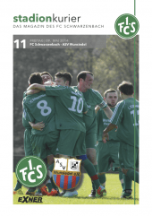 11 Stadionkurier  FCS vs ASV Wunsiedel